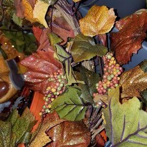Other - 2- Fall leaf garlands